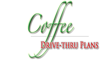coffee drive-thru plans